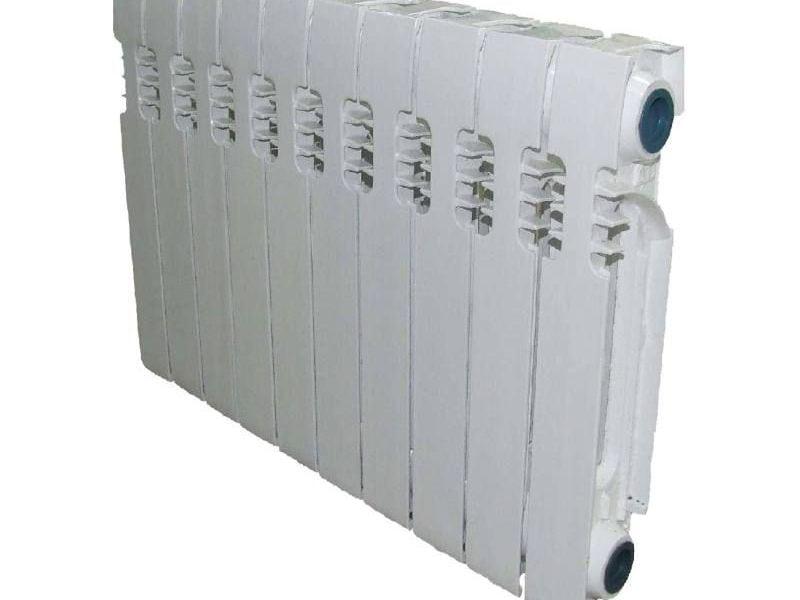 Современный вариант чугунных батарей