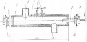 Строение электродного котла