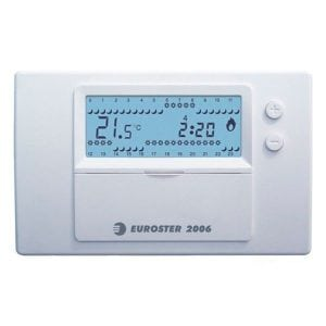 Терморегулятор для котла с дисплеем и настройками