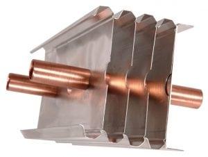 Устройство пластинчатого радиатора