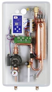 Экономные электрокотлы для отопления частного дома