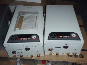 Двухконтурные котлы электрические