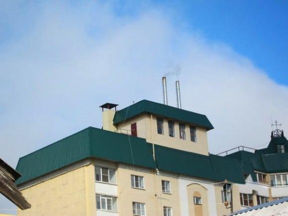 котельная многоэтажного дома