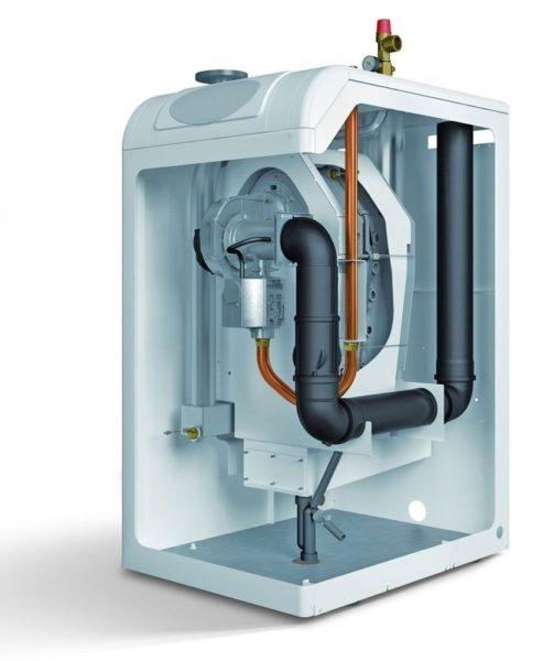 энергонезависимый газовый котёл