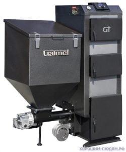 Автоматизированный угольный котёл