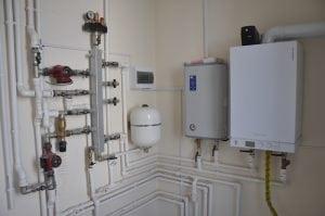 Как подключить два котла в одну систему отопления