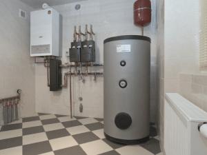 Правильно устроенная газовая котельная
